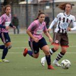 FC St. Pauli 1.Frauen gegen HSV Frauen